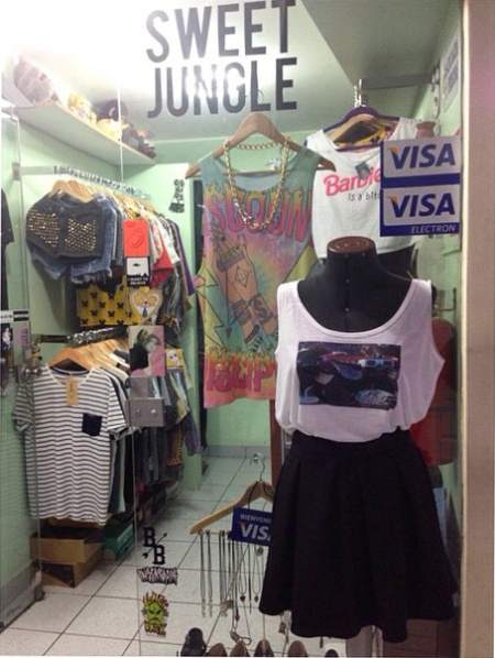 Sweet JungleTienda 6