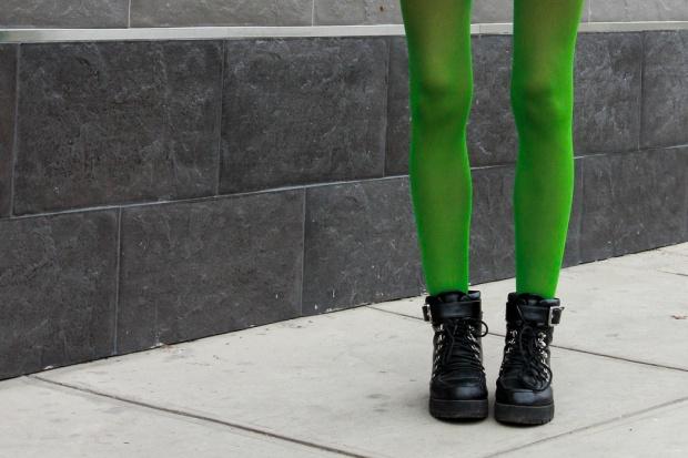 Medias-Verdes-Polo-a-rayas-De-Lilac-Blog 12