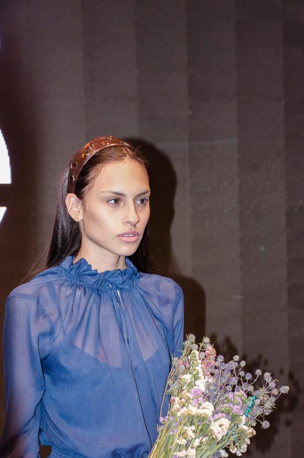 Antonella Aguilar Ganadora del Elite Model Look Peru 2015