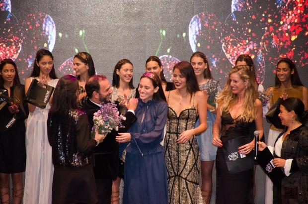 Antonella Aguilar Ganadora Elite Model Look Peru 2015