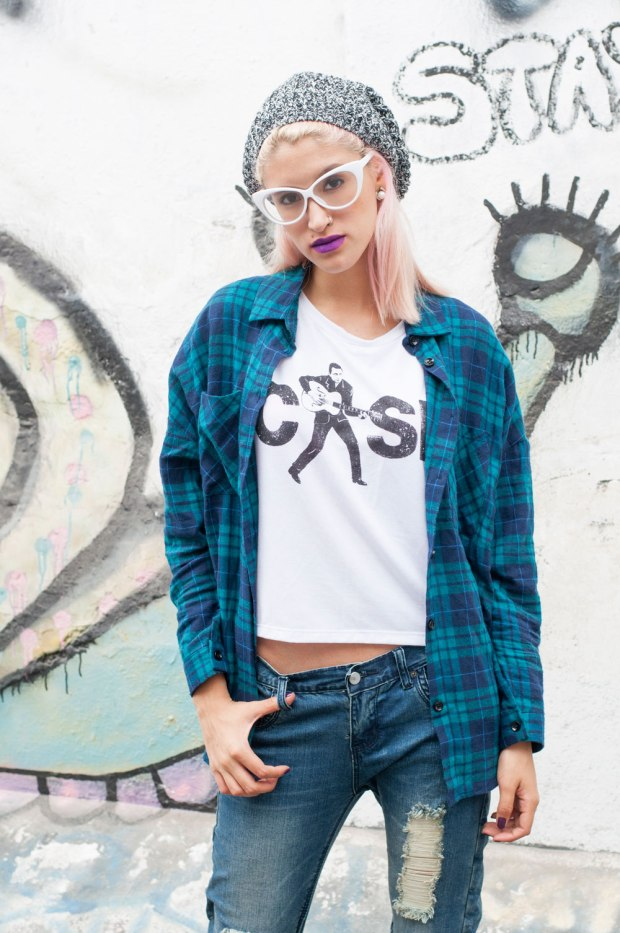 Jeans rasgados grunge style nowlover Delilac(3)