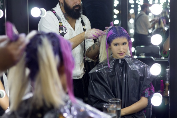 Blush-Hair-and-Make-Up-Cambio-de-Look-Cabello-Rosado---Delilac-Andrea-Chavez-12