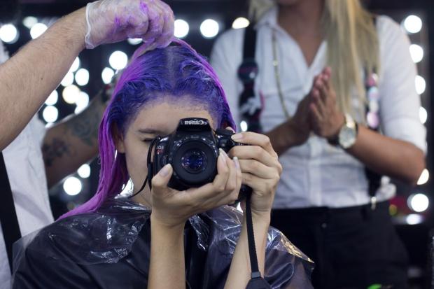 Blush-Hair-and-Make-Up-Cambio-de-Look-Cabello-Rosado---Delilac-Andrea-Chavez-14