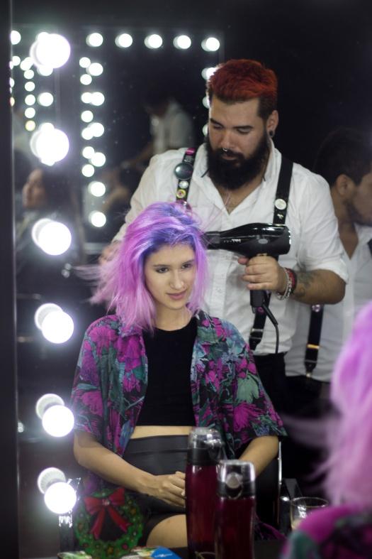 Blush-Hair-and-Make-Up-Cambio-de-Look-Cabello-Rosado---Delilac-Andrea-Chavez-19