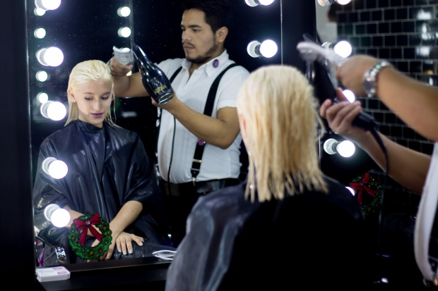 Blush-Hair-and-Make-Up-Cambio-de-Look-Cabello-Rosado---Delilac-Andrea-Chavez-5