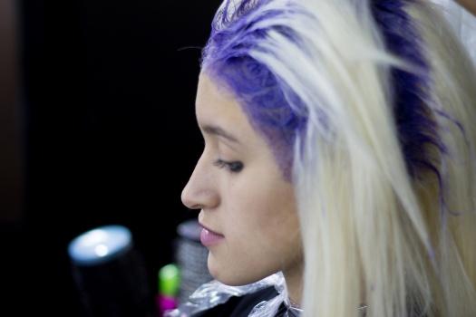 Blush-Hair-and-Make-Up-Cambio-de-Look-Cabello-Rosado---Delilac-Andrea-Chavez-8