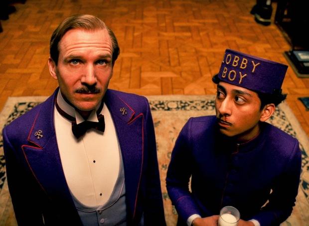 El Gran Hotel Budapest movies 2015 delilac