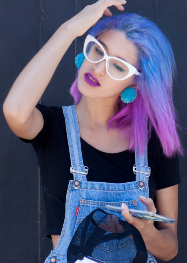 Overall Vintage Look 10