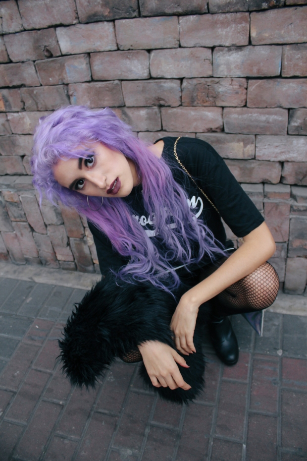 Brooklyn Urban Outfit Lilac Hair DeLilac Andrea Chavez (1)
