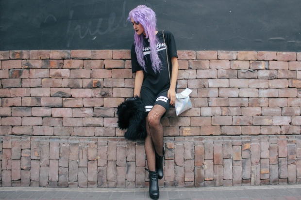 Brooklyn Urban Outfit Lilac Hair DeLilac Andrea Chavez (10)