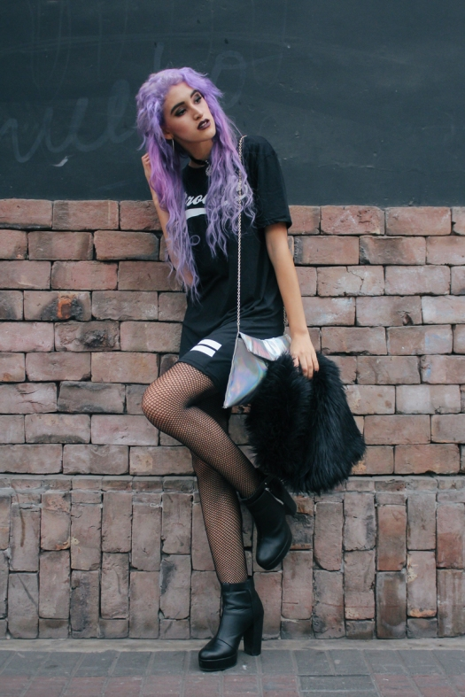 Brooklyn Urban Outfit Lilac Hair DeLilac Andrea Chavez (11)