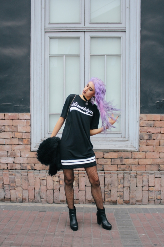 Brooklyn Urban Outfit Lilac Hair DeLilac Andrea Chavez (3)