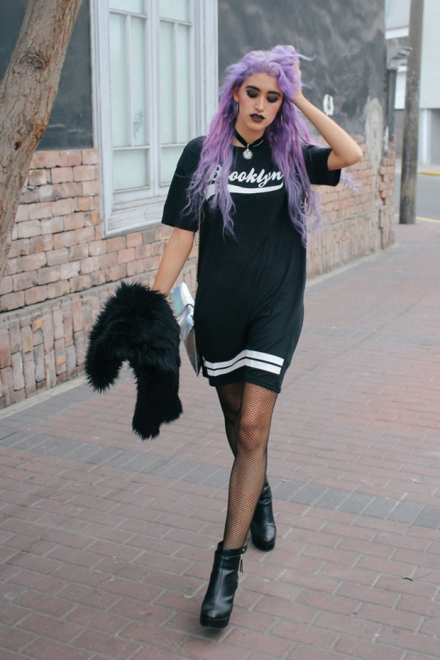Brooklyn Urban Outfit Lilac Hair DeLilac Andrea Chavez (5)