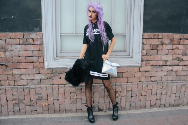 Brooklyn Urban Outfit Lilac Hair DeLilac Andrea Chavez (7)