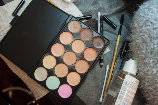 Cejas Kylie Jenner Tutorial por DeLilac - Tinte de cejas y cortado (25)