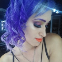 Electric urban decay Makeup (4)