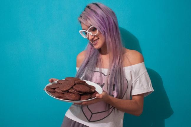 Receta galletas de chocolate DeLilac Andrea Chavez (7)