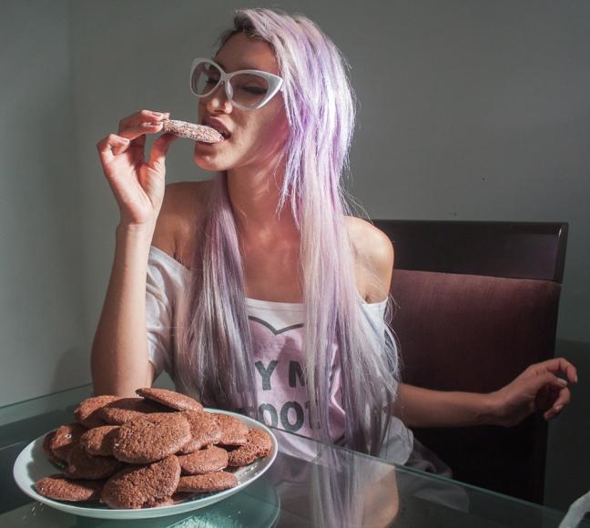 Receta galletas de chocolate DeLilac Andrea Chavez (9)