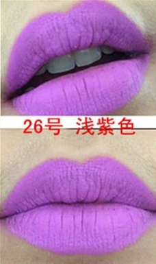 dragon 26 - review mate lipstick - delilac