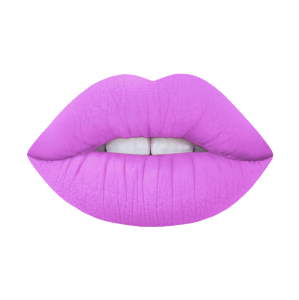 rave - lime crime review mate lipstick - delilac