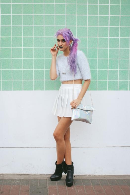 Scream queens inspired look -cyber - delilac (1)