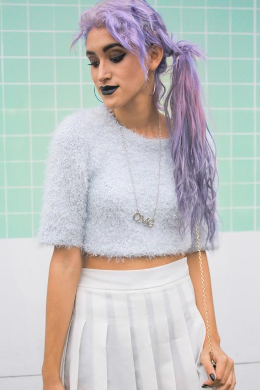 Scream queens inspired look -cyber - delilac (2)