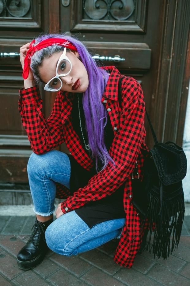 camisa-roja-cuadros-grunge-look-delilac-1