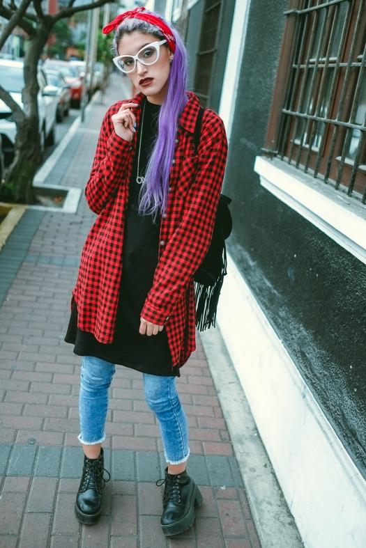 camisa-roja-cuadros-grunge-look-delilac-3