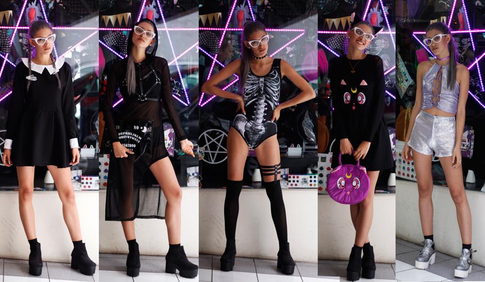 Disfraces de halloween para chicas tumblr