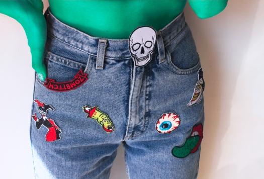 parches-sobre-jeans-diy-halloween-geek-it-pe-delilac-11
