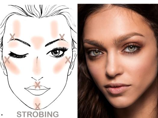 strobing-tendencias-maquillaje-2017-delilac