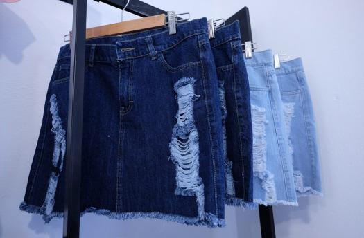 Mini faldas denim - DIVAT - Galería Estilo Gamarra #949 (11)