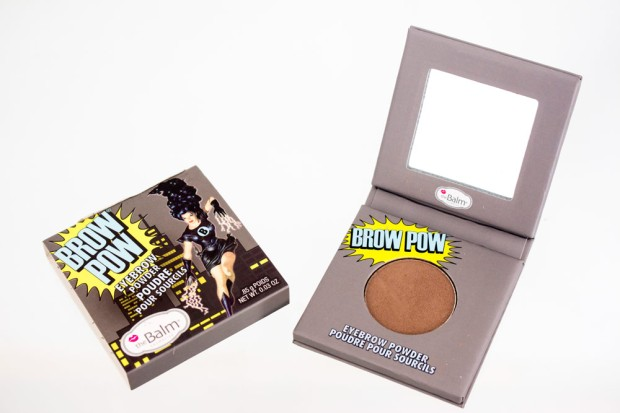 Brow Pow The Balm Review