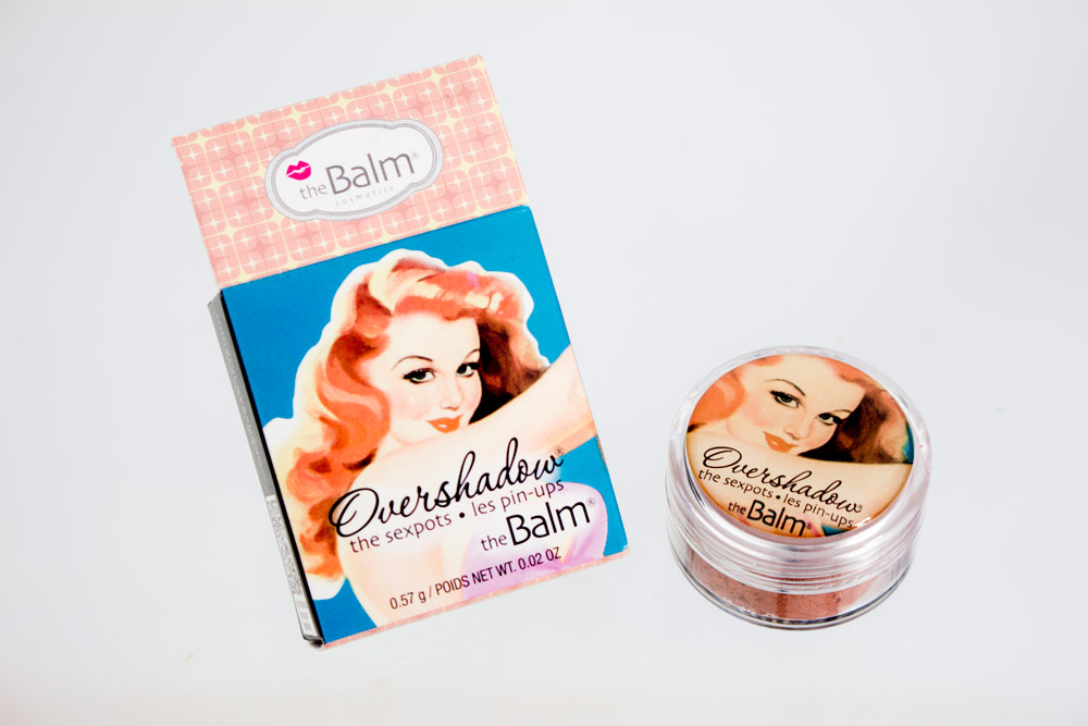 Overshadow the sexpots les pin-ups The Balm review