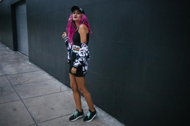 Street Style Lima Gamarra Sporty Chic Ropa Sublimada Ragazza - DeLilac (3)