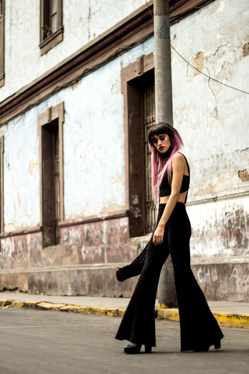 Brenda Centurión - all black - flashmode 2016 colección - delilac (10)