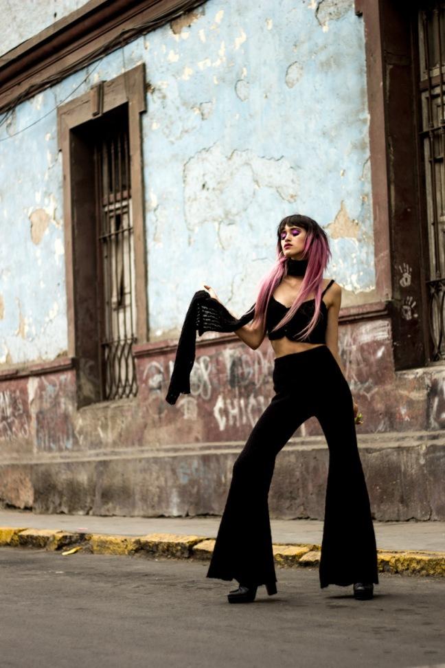 Brenda Centurión - all black - flashmode 2016 colección - delilac (13)
