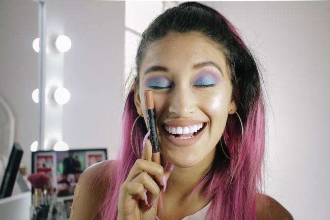 Makeup review haul elf, nyx, la girl, klean color, matte lipstick PERU (7)