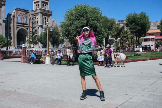 Viaja a Huaraz - travel tips y look delilac (2)