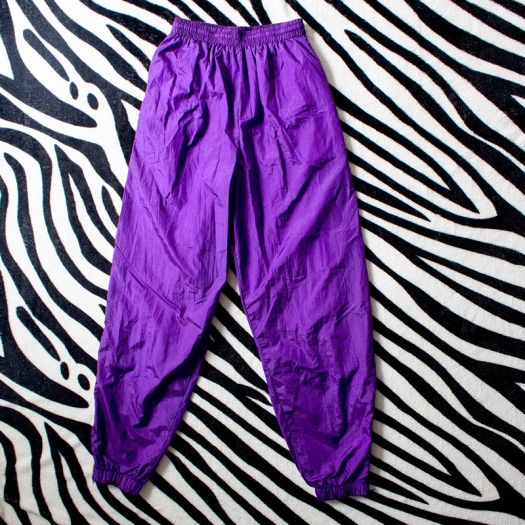 80s 90s Sporty pants ON SALE FAUX STORE by delilacblog (2)