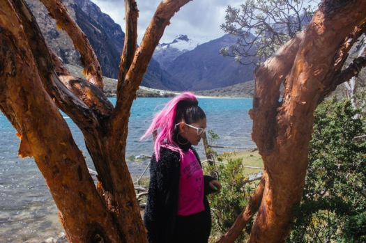 Conoce Laguna de Llanganuco travel to peru look delilac (9)