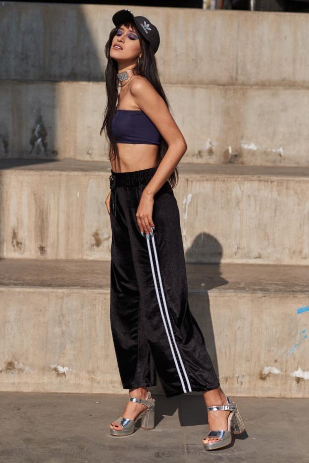 Comprar ropa en Zaful Review Pantalon deportivo DeLilac (7)