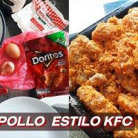 Receta Pollo Estilo KFC 😋