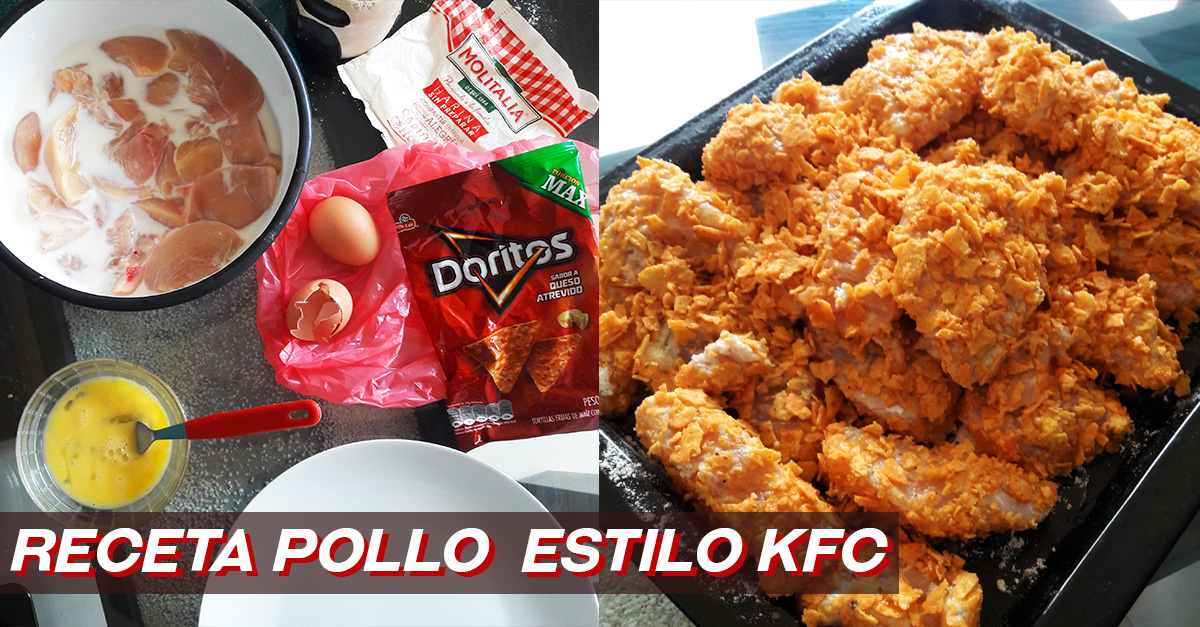 Pollo Estilo Kfc The Fashion Food