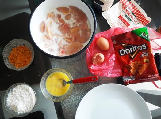 Pollo broster kfc receta (2)