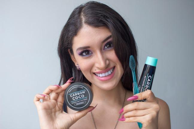Carbon coco review peru mi experiencia blanqueamiento dental delilac (6)