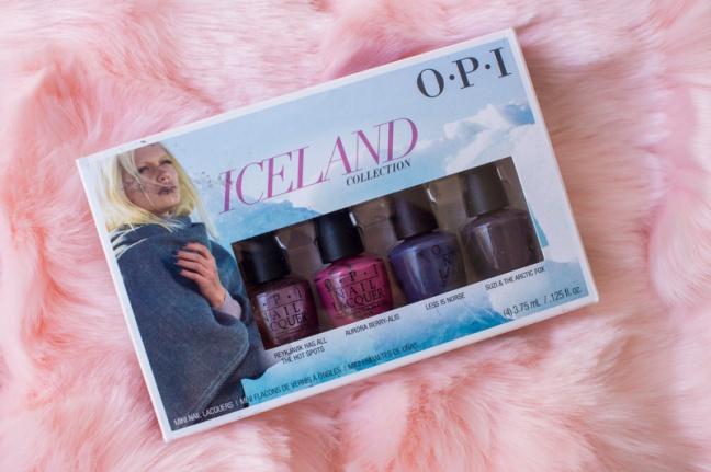 esmaltes opi iceland colection delilac 2