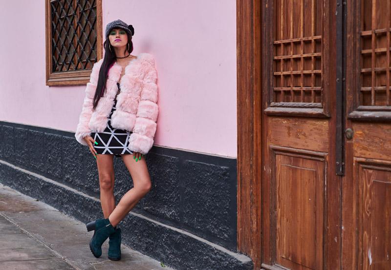 DeLilac-Pink-Fur coat yoins review (1)