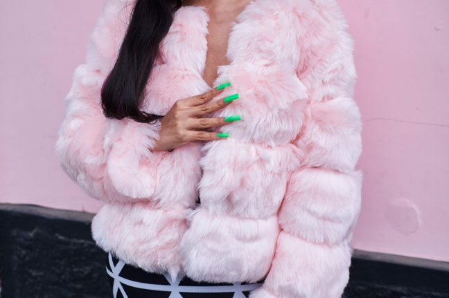 DeLilac-Pink-Fur coat yoins review (4)