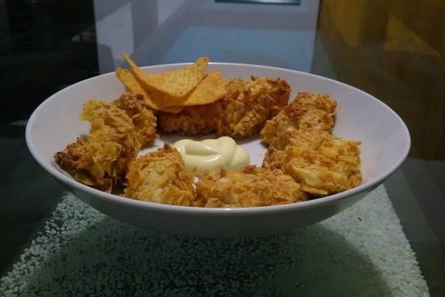 kfc pollito receta